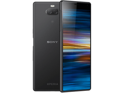 Sony Xperia 10 with iPad and Tablet