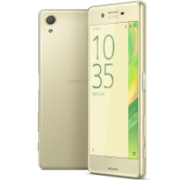 Sony Xperia X Gold on TalkTalk