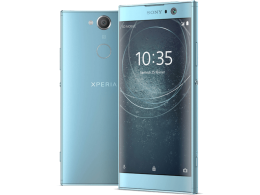 Sony Xperia XA2 with Headphone and Speakers