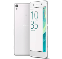 Sony Xperia XA with GHD Hair Straighteners