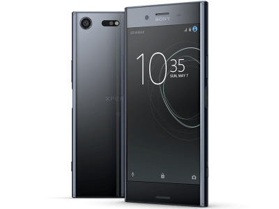 Sony Xperia XZ Premium on O2