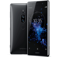 Sony Xperia XZ2 Premium with 49 inch LG LED Smart TV