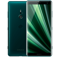 Sony Xperia XZ3 Green on 12 Months Contract