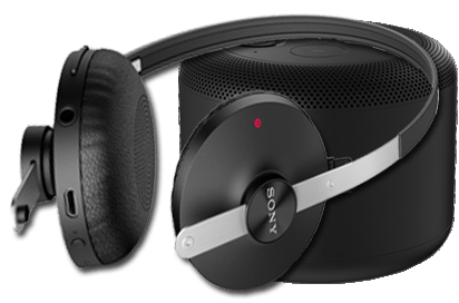 Sony Bluetooth Headset and Speaker