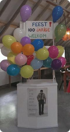 ballonnen bew