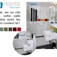 Transformez votre cuisine ou salle de bains avec le sticker carrelage
