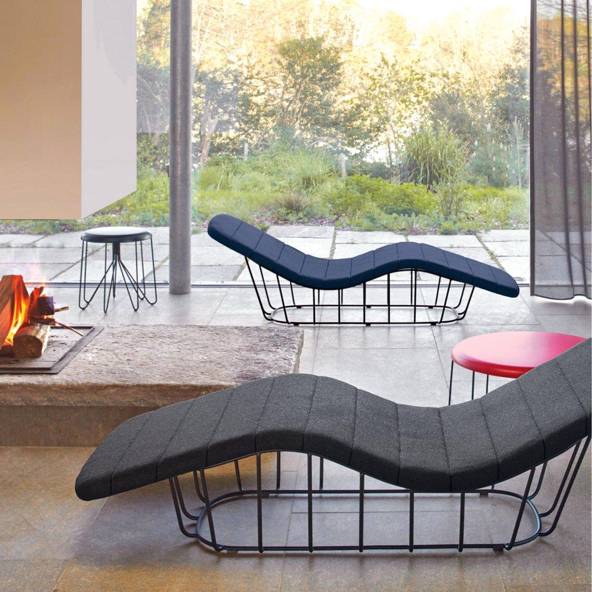 soldes chaise longue la redoute chaise
