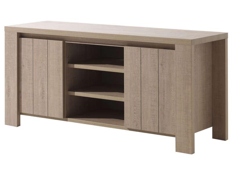 bahut meuble tv brest nature meuble