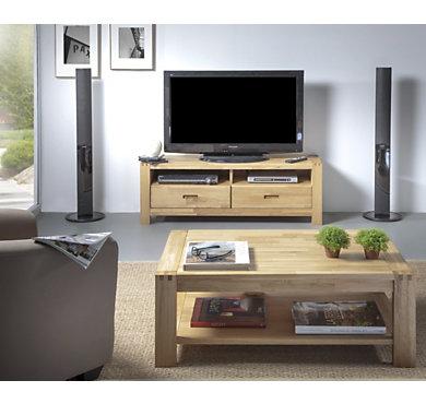 meubles camif ensemble table basse et