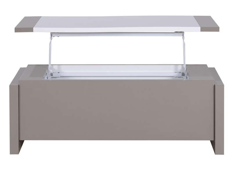 table basse rectangulaire rialto avec