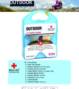 Outdoor Mini Kit® First Aid&Care