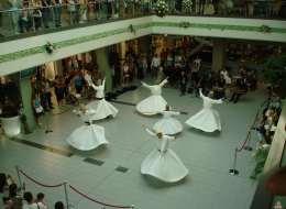 Profesyonel Semazen Gösterisi İzmir Organizasyon