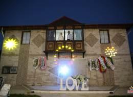 Lazer ve Işık Gösterisi Düğün Organizasyonu İzmir