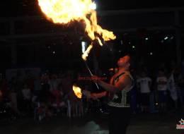 Ateş Yutan Adam Gösterisi İzmir Organizasyon