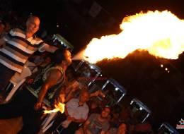 Ateş Üfleyen Adam Gösterisi ve Ateşbaz İzmir Organizasyon
