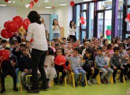 İzmir Baskılı Çubuklu Balon