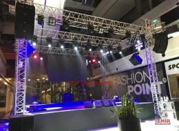 Işık Sistemleri Kiralama Sahne Temini İzmir Organizasyon