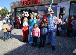 Çizgi Film Maskotları ve Palyaço Kiralama İzmir