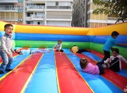 Zıp Zıp Şişme Oyun Parkuru Kiralama İzmir