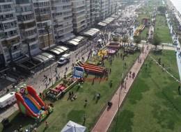 Drone Fotoğraf ve Kamera Çekimi Şişme Oyuncak Kiralama İzmir