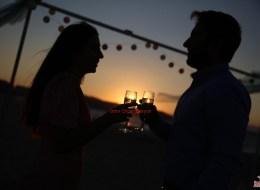 Issız Adada Evlilik Teklifi Organizasyonu