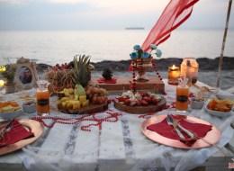 Çeşme Plajı Evlenme Teklifi Organizasyonu