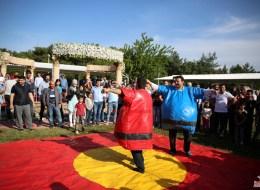 Sumo Güreşi Oyun Parkuru Kiralama İzmir