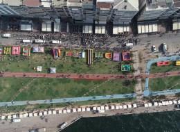 Drone Fotoğraf Çekimi ve Zıp Zıp Şişme Oyuncak Kiralama İzmir