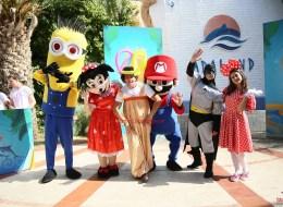 Çizgi Film Maskotları ve Personel Kiralama İzmir Organizasyon