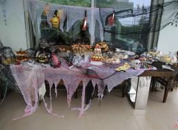 Halloween Temalı Doğum Günü Organizasyonu