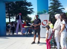 Jonglör Gösterisi İzmir Şenlik Organizasyonu