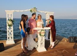 İskelede Düğün Organizasyonu