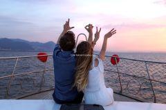 izmir teknede evlenme teklifi tekne kiralama 25 - Teknede Evlenme Teklifi Organizasyonu