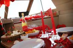 yat kiralama izmir yatta evlenme teklifi organizasyonu izmir 05 - Yatta Evlenme Teklifi Organizasyonu