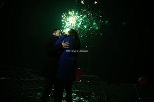 Ebru Hilmi Mutluluk Teknesi evlenme teklifi organizasyonu izmir organizasyon 3 - Teknede Evlilik Teklifi Organizasyonu & Havai Fişek Gösterisi İzmir