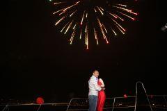 izmir tekne kiralama 4 - Hıdırellez'de Teknede Havai Fişek ile Evlenme Teklifi Organizasyonu