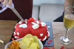 mutluluk teknesinde butik pastalar izmir tekne kiralama 4 - Mutluluk Teknesi'nde Butik Pastalar