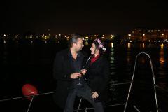 havai fisek esliginde yatta evlenme teklifi organizasyonu izmir tekne kiralama 13 - Havai Fişek Eşliğinde Yatta Evlenme Teklifi Organizasyonu