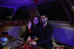 palyaco hediye servisiyle baslayan yatta evlenme teklifi organizasyonu izmir tekne kiralama 15 - Palyaço Hediye Servisiyle Başlayan Yatta Evlenme Teklifi Organizasyonu