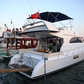 teknede balik turu izmir tekne kiralama izmir organizasyon 1 - Teknede Balık Turu
