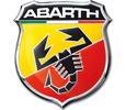abarth Car Stock Photos Logo