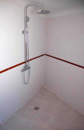 Wetroom Casa Las Eras, La Celada, Iznajar, Andalucia