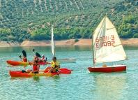 Water Sports Beach Iznajar