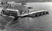 Iznajar Heritage Crossing the Lake