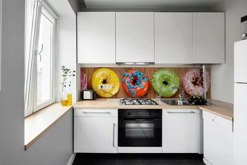 credence murale donuts