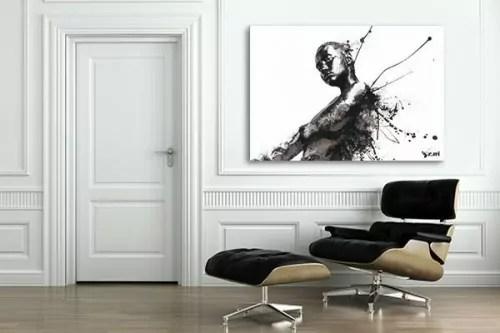 tableau design splatch girl by vain