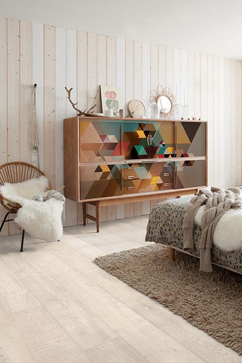 customiser un meuble avec un papier