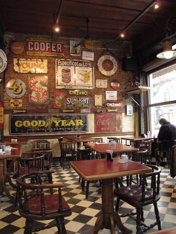 décoration restaurant style industriel image pinterest
