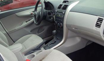 Toyota Corolla 2010 Black full