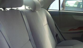 Toyota Corolla 2009 Blue full